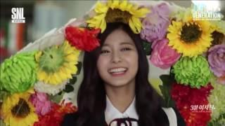 Vietsub  SNL KOREA 8 TWICE DAHYUN   CHAEYOUNG  TZUYU BẠN GÁI 3 PHÚT