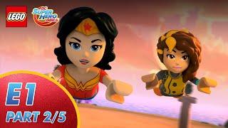 Galactic Wonder - LEGO DC Super Hero Girls - Part 2