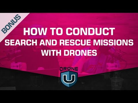 Xxx Mp4 BONUS How To Conduct Search And Rescue Missions With Drones 3gp Sex