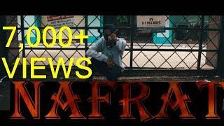 NAFRAT - Skyrun | new hindi rap song | 2K17