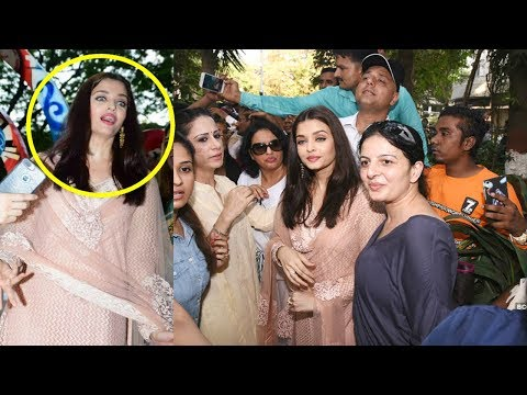 Aishwarya Rai Oops Moment Today