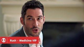 Rush - Medicina VIP: série americana  estreia na Globo no dia 9