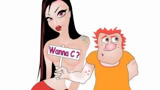 Gorilla Cookie - Can you show cartoon boobs?