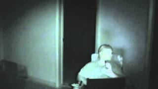The Haunted Monroe House, Hartford City,Indiana: Second paranormal investigation: Fan turns on