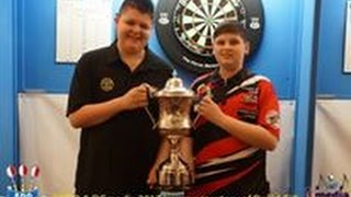 2017 BDO Youth Championship FINAL Girvan vs van Tergouw