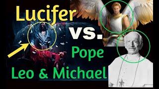 St. Michael Archangel & Story of Lucifer's Fall - St. Michael Prayer