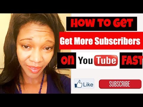 Xxx Mp4 How To Get More Subscribers 2018 Shout Out Video Increase Subscribers On Youtube 3gp Sex