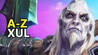 ♥ A - Z Xul - Heroes of the Storm (HotS Gameplay)