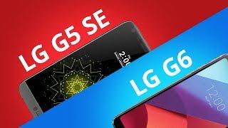 LG G6 vs G5 SE [Comparativo]