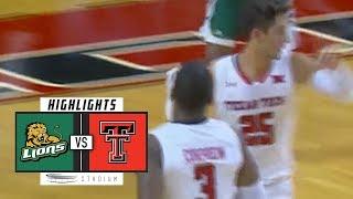SE Louisiana vs. Texas Tech Basketball Highlights (2018-19) | Stadium