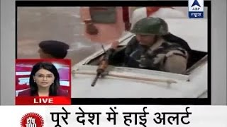 High alert in India post Surgical Strike