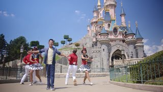 شاهدوا فيديو كليب حمزة لبيض في أغنيته الجديدة التي صوّرها في Disneyland® Paris مع عائلته!