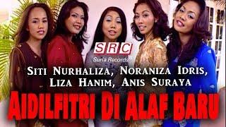 Siti Nurhaliza, Noraniza Idris, Liza Hanim, Anis Suraya - Aidilfitri Di Alaf Baru (Official MV - HD)