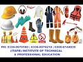 Movie 3 PPE  HEALTH SAFETY ENVIRONMENT HSE SAFETY OFFICER