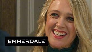 Emmerdale - Rebecca Is Lawrence's Biological Daughter