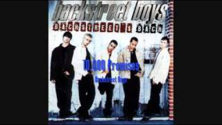 Backstreet Boys - 10,000 Promises (HQ)