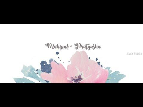 Indian Best Cinematic Wedding  Mahipal - Pratyusha