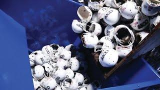SSI's Shred of the Week: Football Helmets