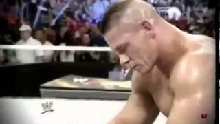 WWE John Cena Vs The Rock Final Full match Wrestlemania 29 Promo