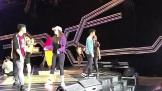 Darren & Cassy- Rehearsal for ASAP (03-05-2017)