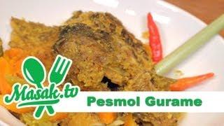 Pesmol Gurame Feat. Paula Tobing