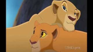 The Lion King - Slipping Through My Fingers