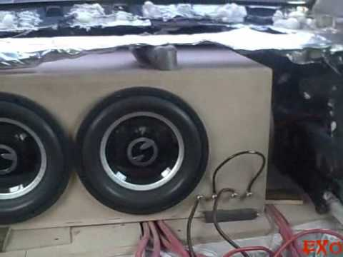 Xxx Mp4 Insane Subwoofer Box W Soundstream XXX 15 Crazy 150db Car Audio Flex Amp Loudest SPL Bass Song Demo 3gp Sex