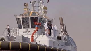 Hamad Port (Qatar) – The new port 2017