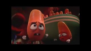 Sausage Party Trailer dublado  [+18]