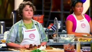 Master Chef Junior Season 1 Episode 6