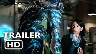 THE SHAPE OF WATER Trailer (Guillermo del Toro - 2017)