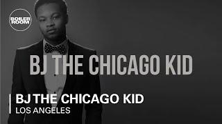 BJ the Chicago Kid Ray-Ban x Boiler Room 012 Live Set
