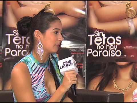 Xxx Mp4 Sin Tetas No Hay Paraíso Entrevista Exclusiva Trailer Cinelatino 3gp Sex