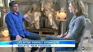 'Perfect Strangers'' Balki: Bronson Pinchot On His Passion, Origin of  'Balki Bartokomous''' Name