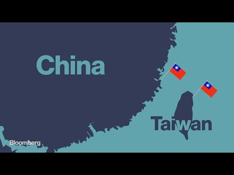 Tension Is Rising Between the U.S. and China Over Taiwan. Here s What You Need to Know