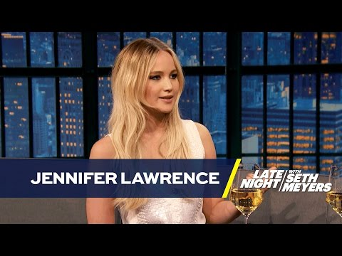 Jennifer Lawrence s Friend Changed Her Passwords to Cat Dildos