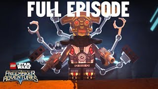 Trouble on Tibalt (Full Episode) | LEGO Star Wars: The Freemaker Adventures | Disney XD