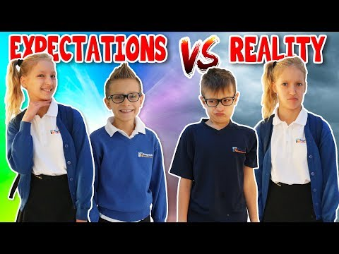 Xxx Mp4 School Morning Routine EXPECTATIONS Vs REALITY 3gp Sex