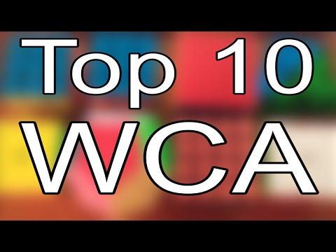 Xxx Mp4 My Top 10 Favorite WCA Events 3gp Sex