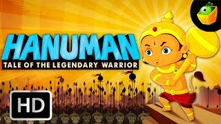 Hanuman Full Movie in English (HD) | MagicBox Animation | Animated Stories For Kids