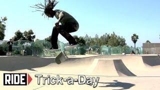 How-To Skateboarding: Backside Flip with Shuriken Shannon