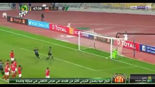 اهداف الاهلى المصرى  والترجى التونسى  2 ...  2
