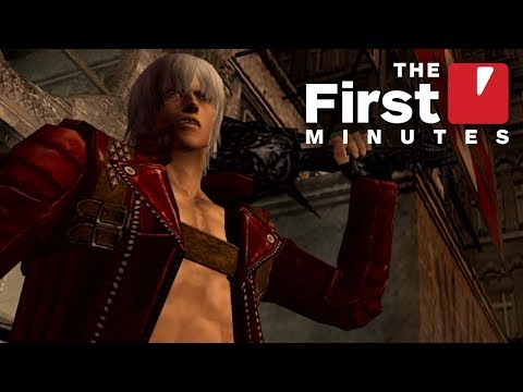 Xxx Mp4 The First 14 Minutes Of Devil May Cry 3 From The HD Collection 3gp Sex