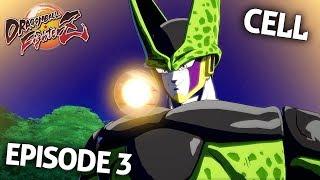 DRAGON BALL FIGHTER Z | Episode 3 : Cell et la Scientifique [ HISTOIRE ] FR ( PS4 Pro )