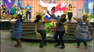 Live Worship by Grace music ministry   Youth retreat at Divine retreat centre
