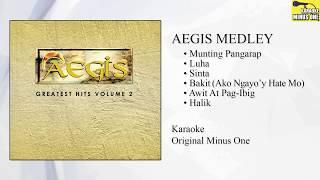 Aegis Medley (Karaoke - Original Minus One)