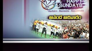 Happy Sunday Entertainment Program held In Vijayawada