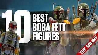 Top 10 Best Boba Fett Action Figures   List Show #35