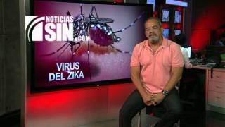 Alfonso Rodríguez: Virus el Zika