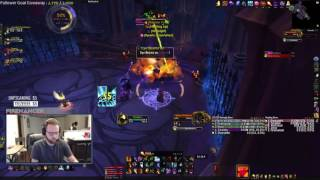 Fire Mage PoV Heroic Black Rook Hold - Tips/Tricks